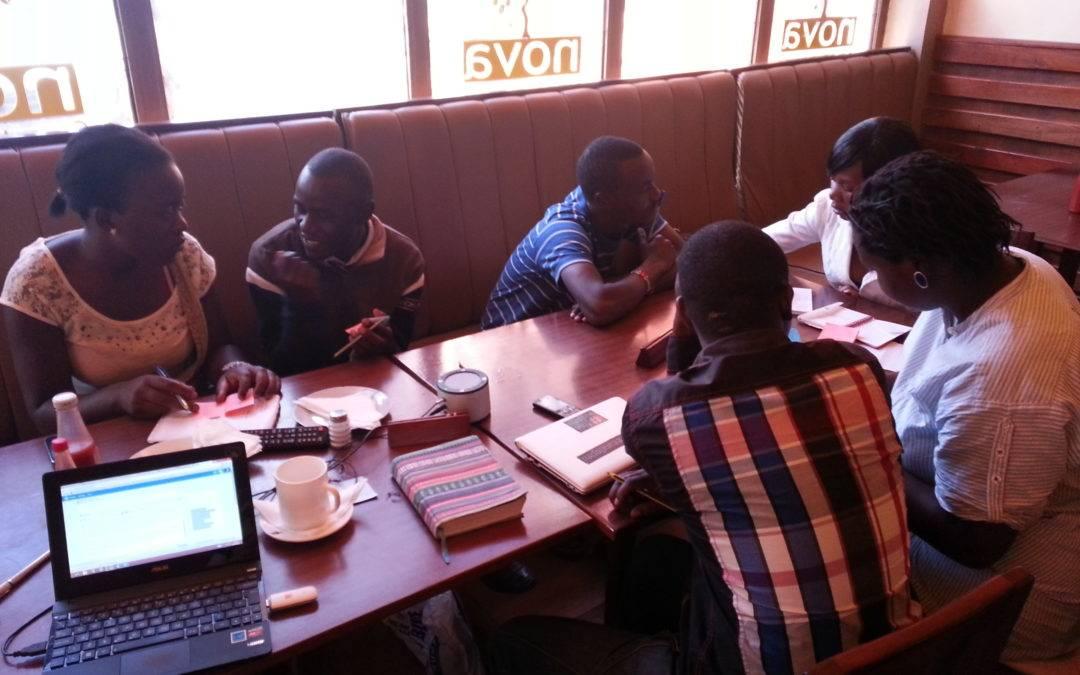 Meeting VSO's 'youngtrepreneurs': introducing Social Entrepreneurship