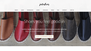 Interview with Joanna, co-founder of Juta Shoes